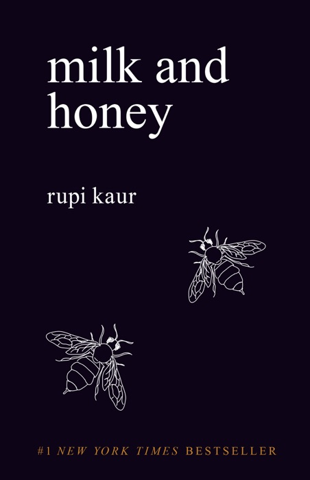 Milk and Honey Rupi Kaur Book