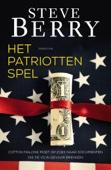 Steve Berry - Het patriottenspel artwork