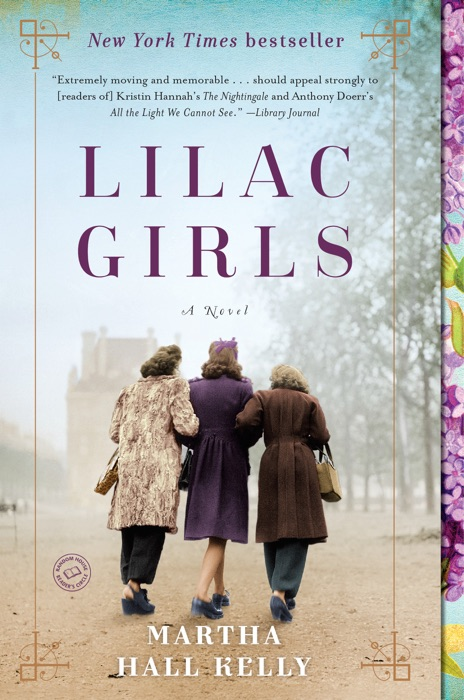 Lilac Girls Martha Hall Kelly Book