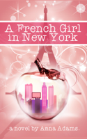 Anna Adams - A French Girl in New York artwork