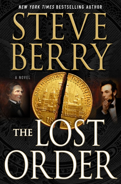 The Lost Order Steve Berry Book