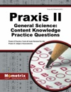 Praxis II General Science Content Knowledge Practice Questions