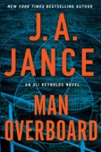 Man Overboard - J. A. Jance Cover Art