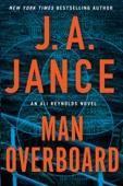J. A. Jance - Man Overboard  artwork