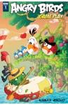 Angry Birds Comics Game Play 1