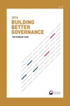 2016 Building Better Governance