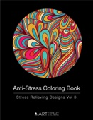 Art Therapy Coloring - Anti-Stress Coloring Book  artwork