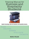 Training Manual For Business And Hospitality Students