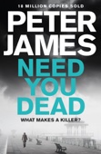 Peter James - Need You Dead artwork
