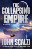 John Scalzi - The Collapsing Empire  artwork