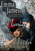 Emma Jameson - Marriage Can Be Murder artwork