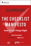 Summary The Checklist Manifesto By Atul Gawande