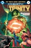 Trinity (2016-) #8 - Cullen Bunn & Emanuela Lupacchino Cover Art