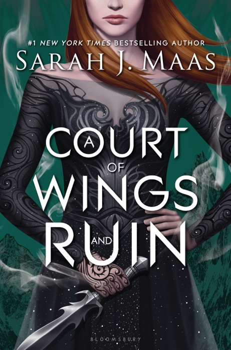 A Court of Wings and Ruin Sarah J Maas Book