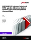 IBM SAN42B-R Extension Switch And IBM B-type Gen 6 Extension Blade In Distance Replication Configurations Disk And Tape