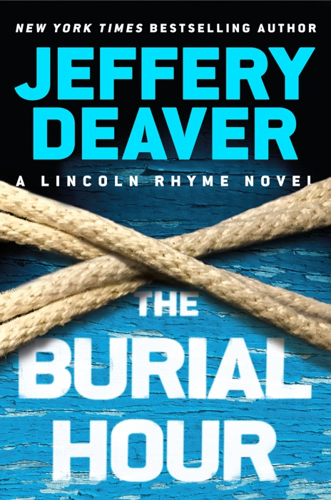 The Burial Hour Jeffery Deaver Book