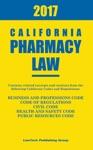 2017 California Pharmacy Law