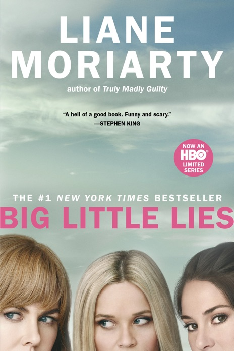 Big Little Lies Liane Moriarty Book
