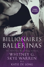 Billionaires and Ballerinas book summary