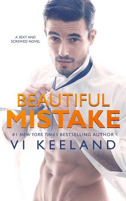 Beautiful Mistake Vi Keeland Book