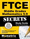 FTCE Middle Grades Mathematics 5-9 Secrets Study Guide