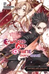 Sword Art Online 4 Fairy Dance Light Novel