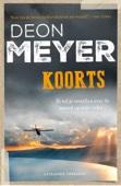 Deon Meyer - Koorts kunstwerk