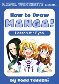 HOW TO DRAW MANGA: EYES