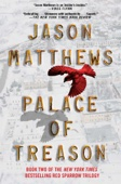 Jason Matthews - Palace of Treason  artwork