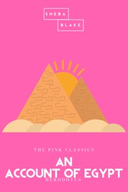 AN ACCOUNT OF EGYPT  THE PINK CLASSICS