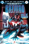Batman Beyond (2016-) #10 - Dan Jurgens & Bernard Chang Cover Art