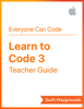Apple Education - Swift Playgrounds: Learn to Code 3 artwork