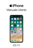 Manuale utente di iPhone per iOS 11.1