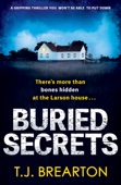 T.J. Brearton - Buried Secrets artwork