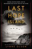 Last Hope Island - Lynne Olson Cover Art