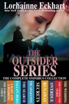 The Outsider Series The Complete Omnibus Collection