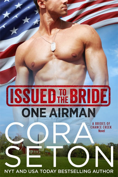 Issued to the Bride One Airman Cora Seton Book