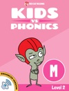 Learn Phonics M - Kids Vs Phonics Enhanced Version
