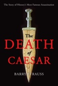The Death of Caesar - Barry Strauss Cover Art