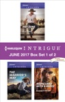 Harlequin Intrigue June 2017 - Box Set 1 Of 2