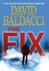 David Baldacci - The Fix  artwork