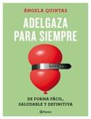 Ángela Quintas - Adelgaza para siempre portada
