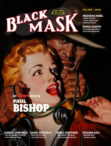 Black Mask Fall 2016