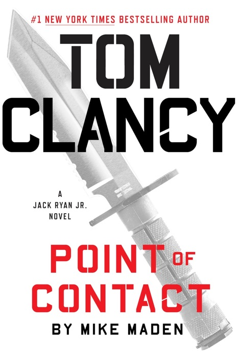 Tom Clancy Point of Contact Mike Maden Book