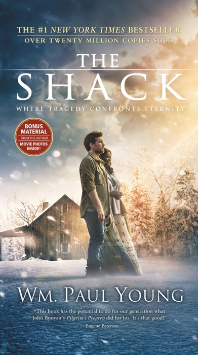 The Shack William P Young Book