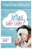 Martina Gercke - Jetlag oder Liebe Grafik