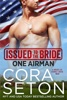 Cora Seton - Issued to the Bride One Airman  artwork