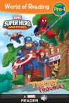 World Of Reading  Super Hero Adventures Tricky Trouble