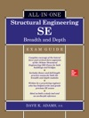 Structural Engineering SE All-in-One Exam Guide Breadth And Depth