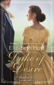 Elizabeth Hoyt - Duke of Desire artwork